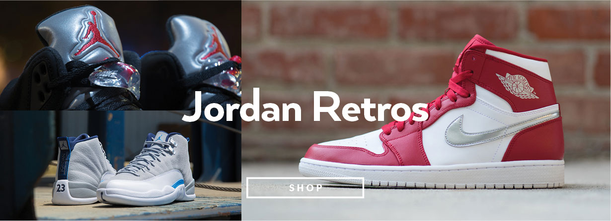 Jordan Shoes | Shiekh.com
