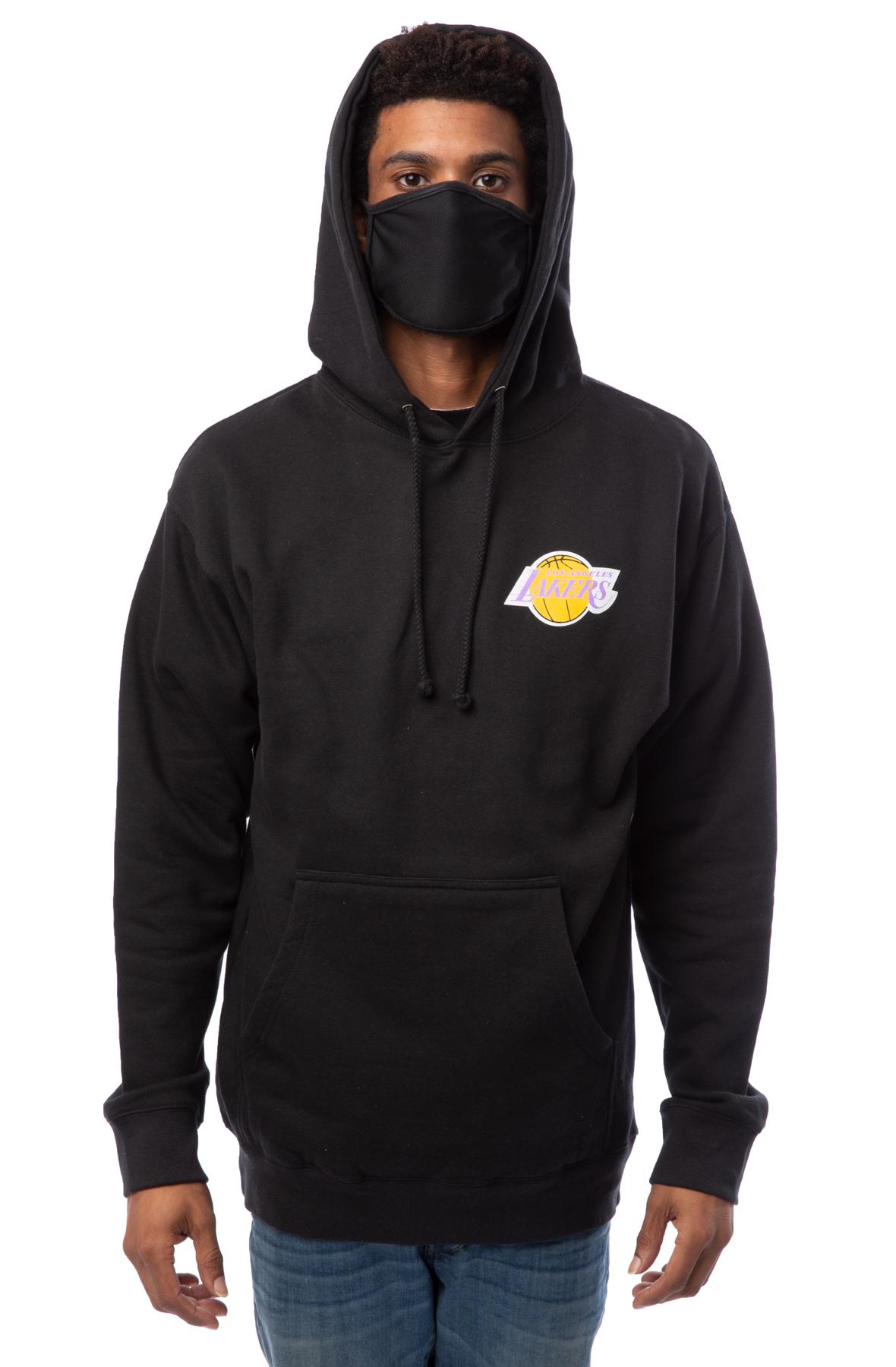 NBA Showtime 17x Lakers Hoodie Black