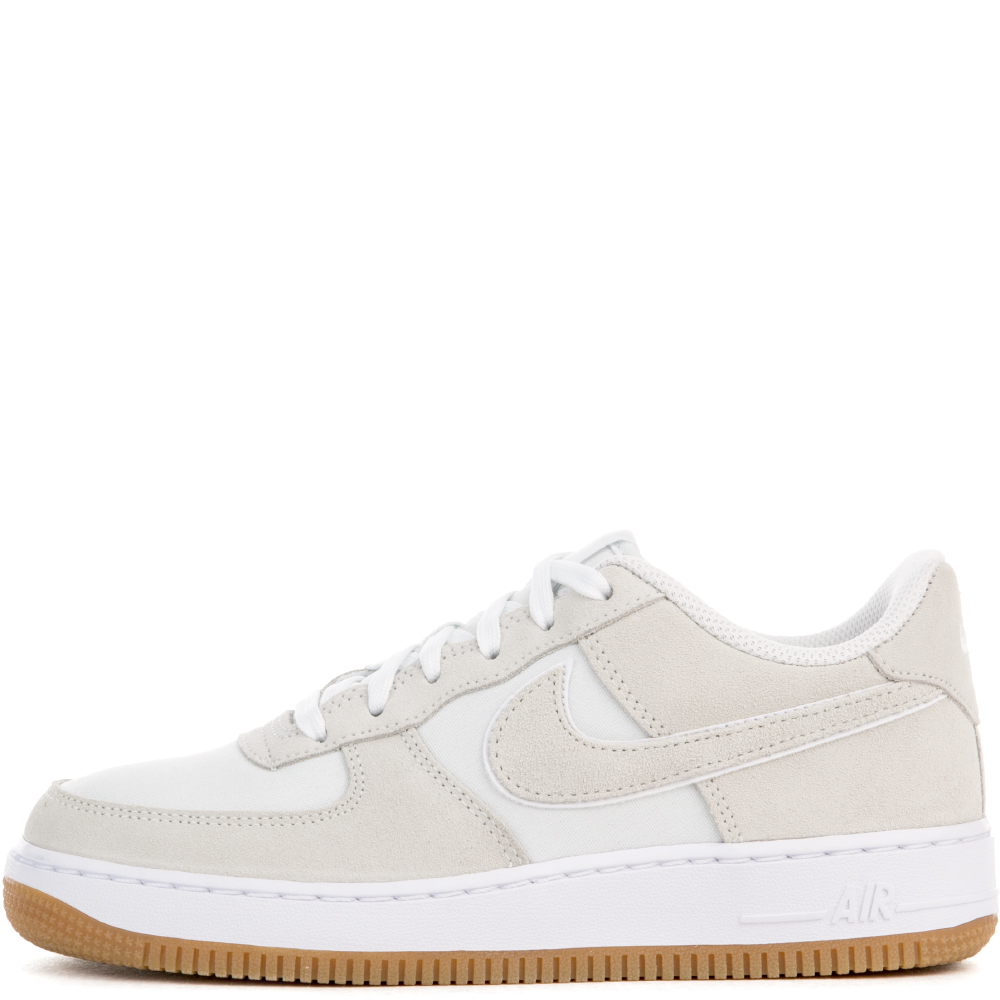 AIR FORCE 1 (GS) OFF WHITE/OFF WHITE-WHITE