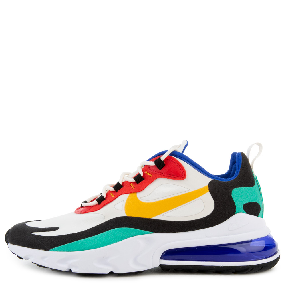 air max 270 react red and blue