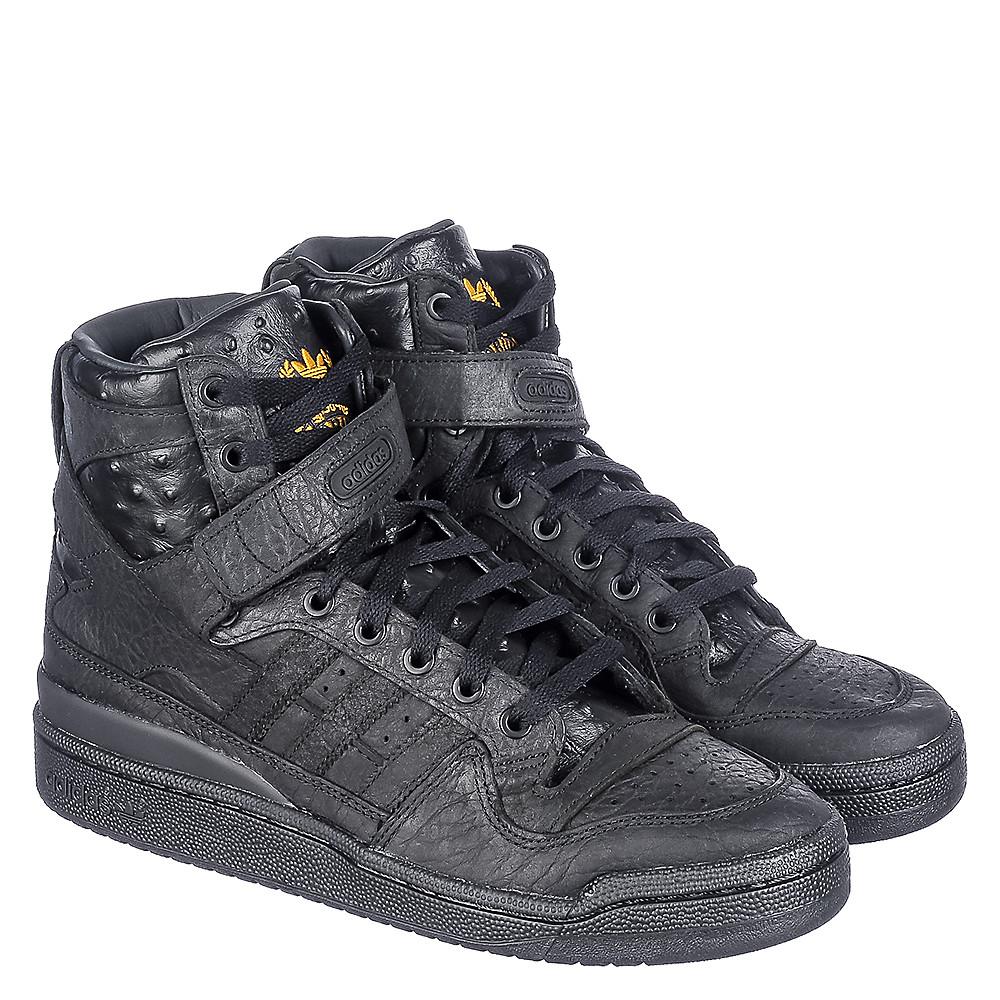 Adidas Forum Hi OG Men's Black Athletic