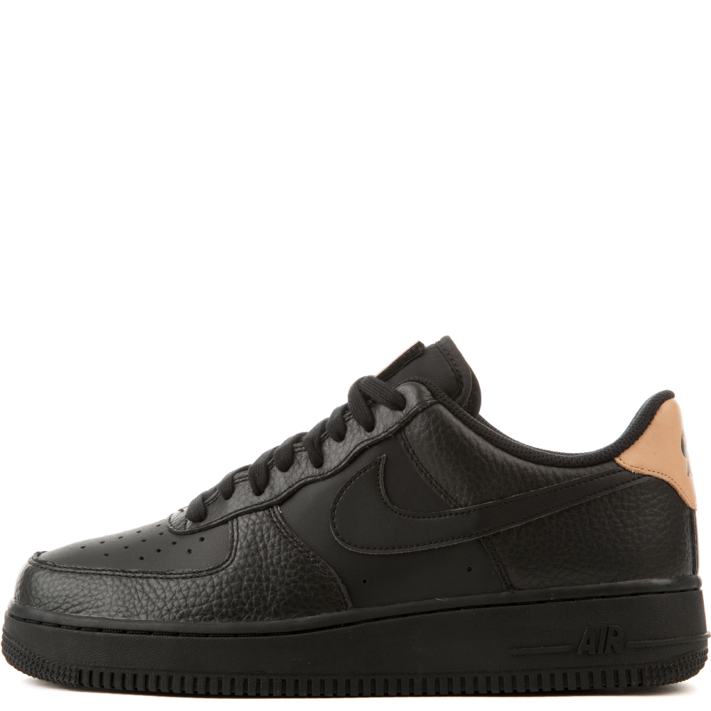 Air Force 1 High Top Black Gold