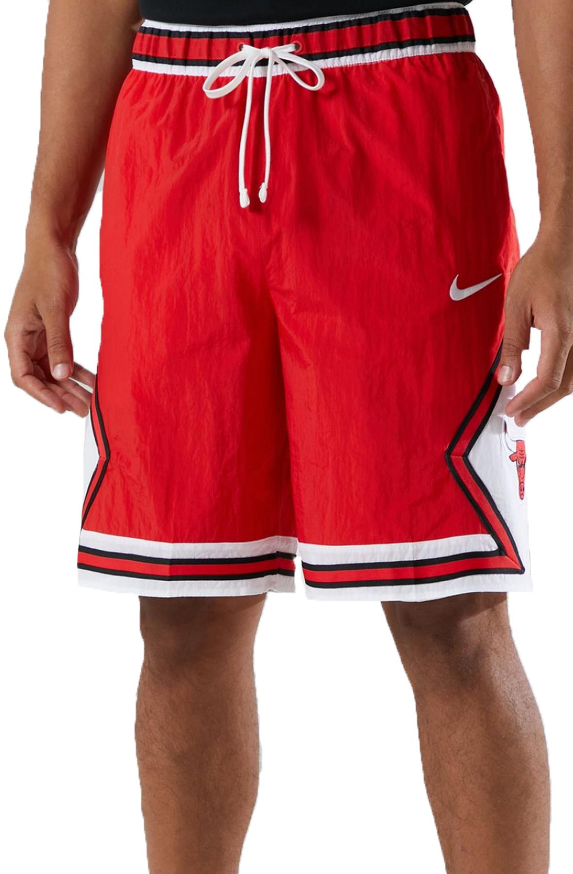 Chicago Bulls Courtside Heritage NBA Shorts University Red/White/Black