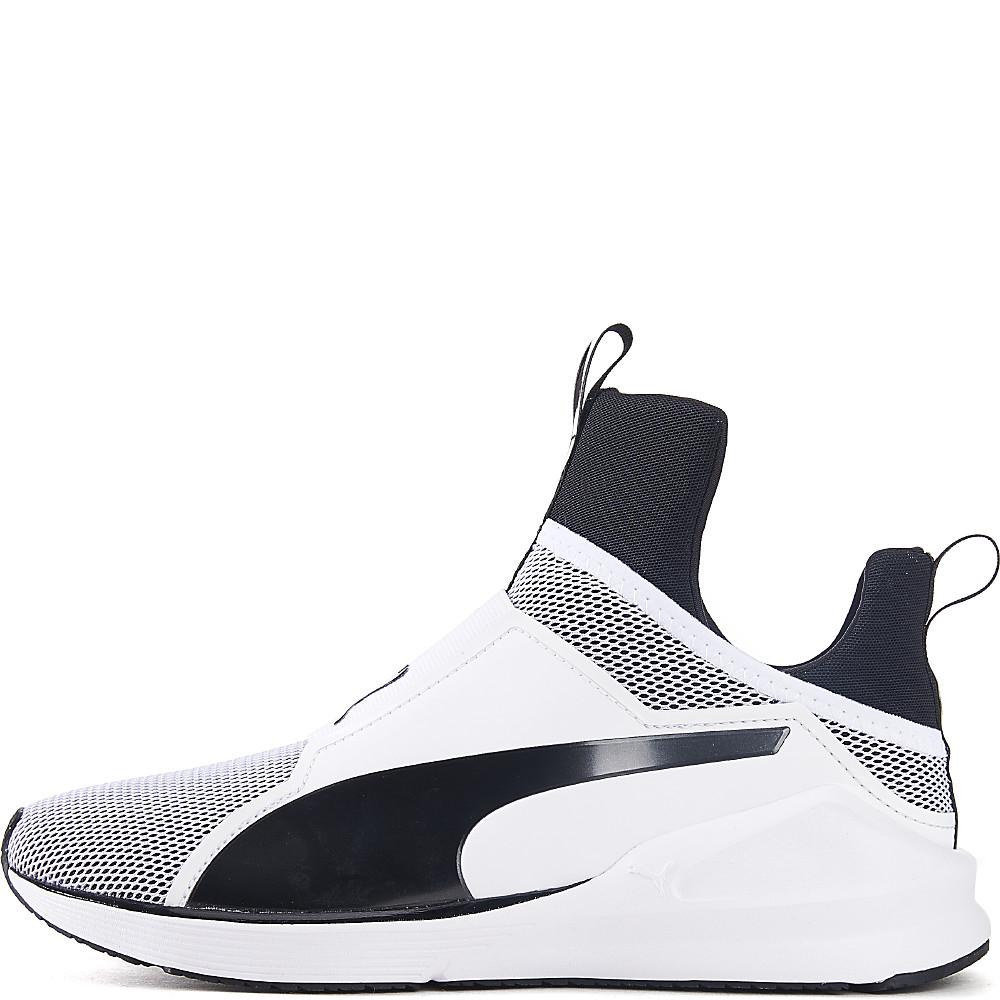 sports shoes 90cc4 276af Women's Fierce Core Athletic Lifestyle Sneaker White/Black