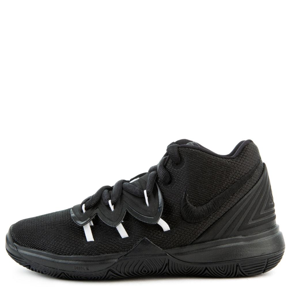 (PS) Kyrie 5 Black/Black-White