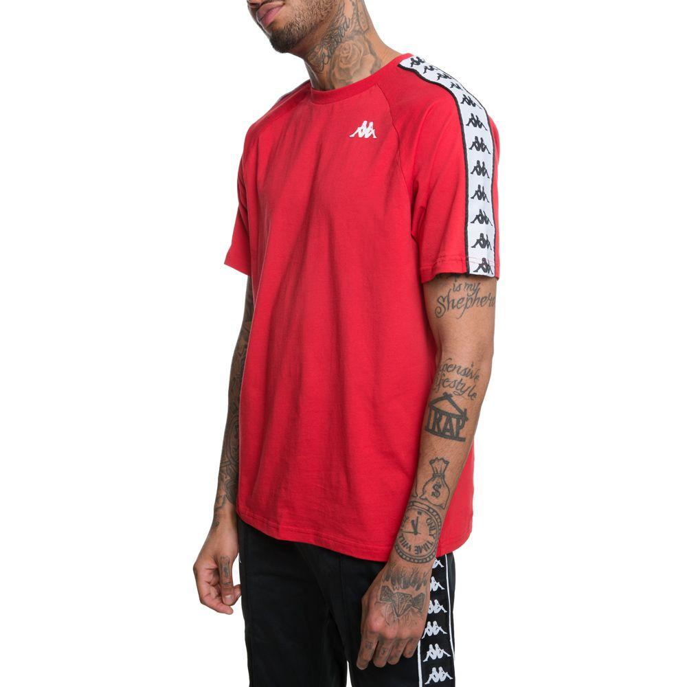 9037cb68 222 BANDA COEN RED-BLACK-WHITE