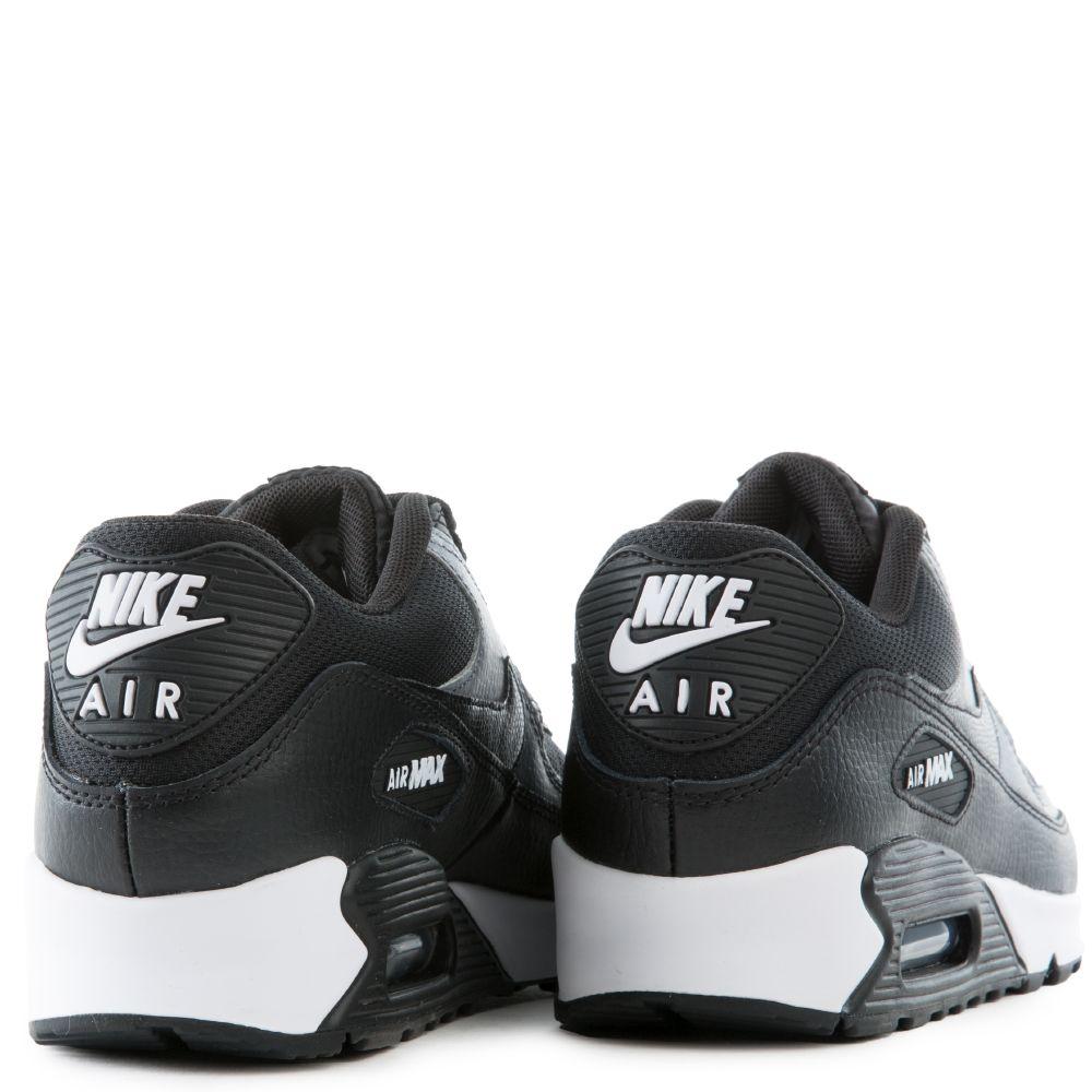 sports shoes c331b 2cbc0 Women s Air Max 90 Black Grey White