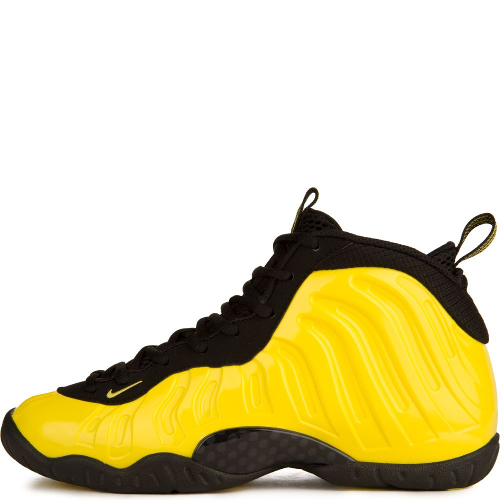 c04e08ba0d Nike Little Posite One (PS) Yellow/Black