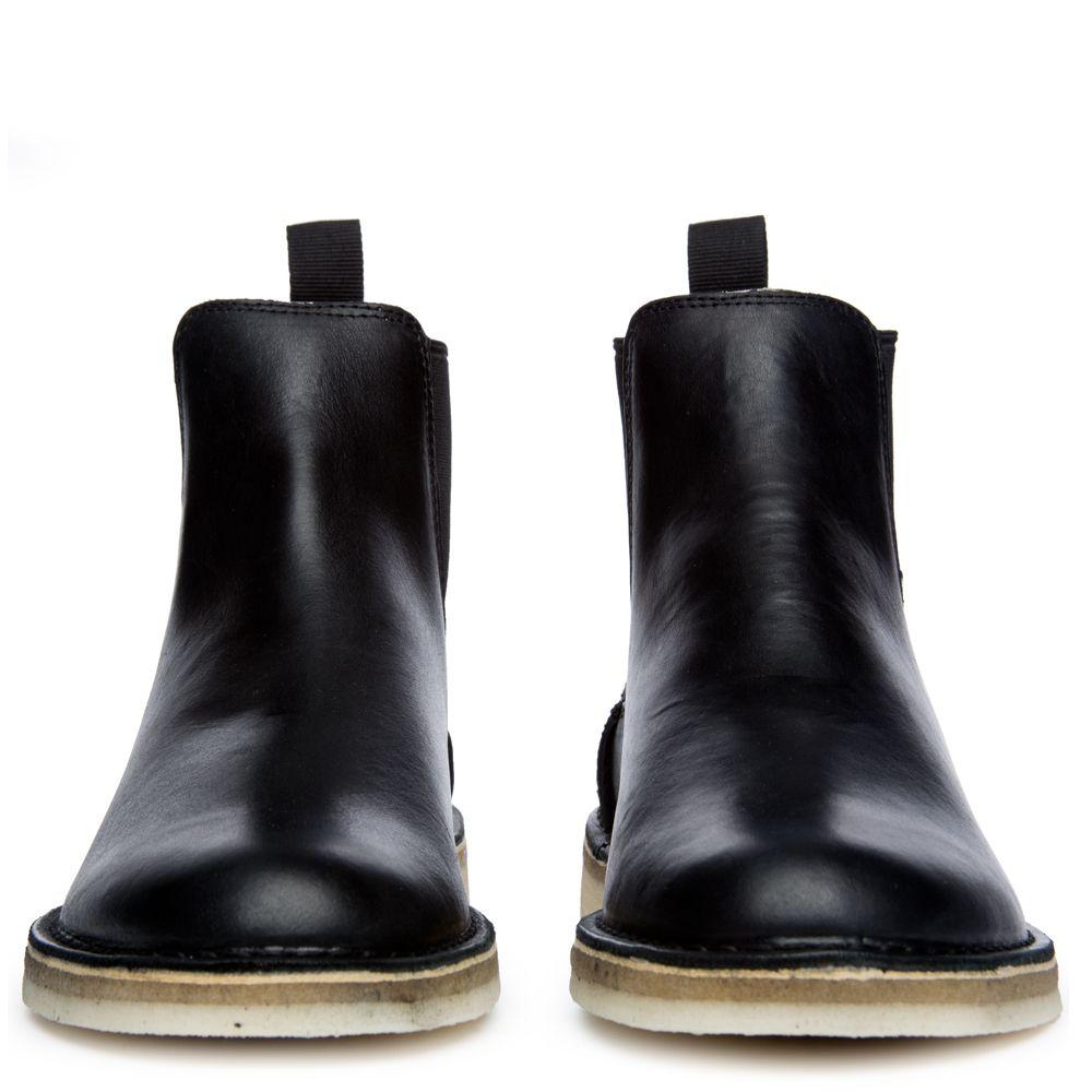 dcabd02531c Men's Desert Peak Boot BLACK LEATHER