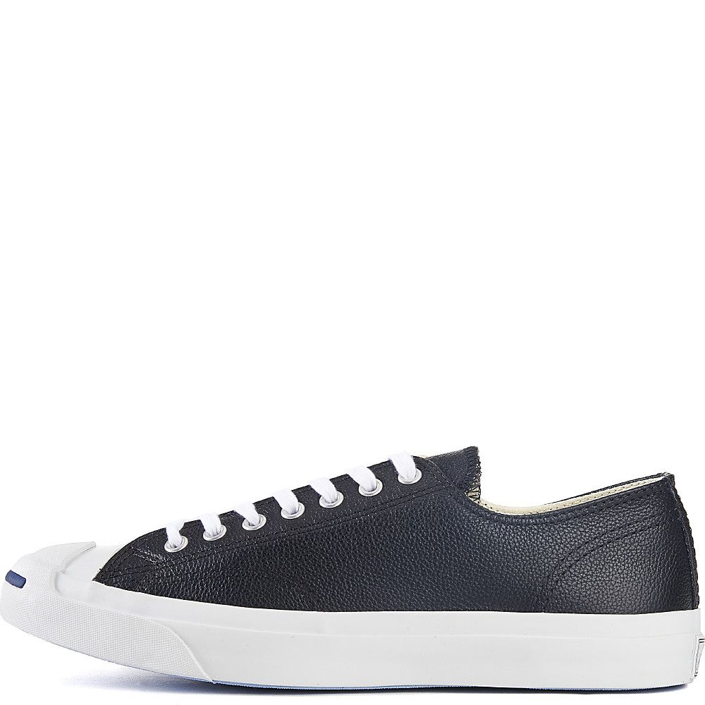 cd7104304d08 Unisex Jack Purcell Ox Casual Sneaker Black White