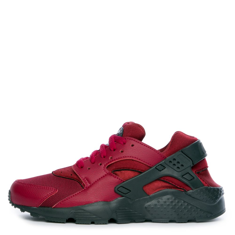 587de5b54481 Huarache Run NOBLE RED ANTHRACITE - Grade School - Kids
