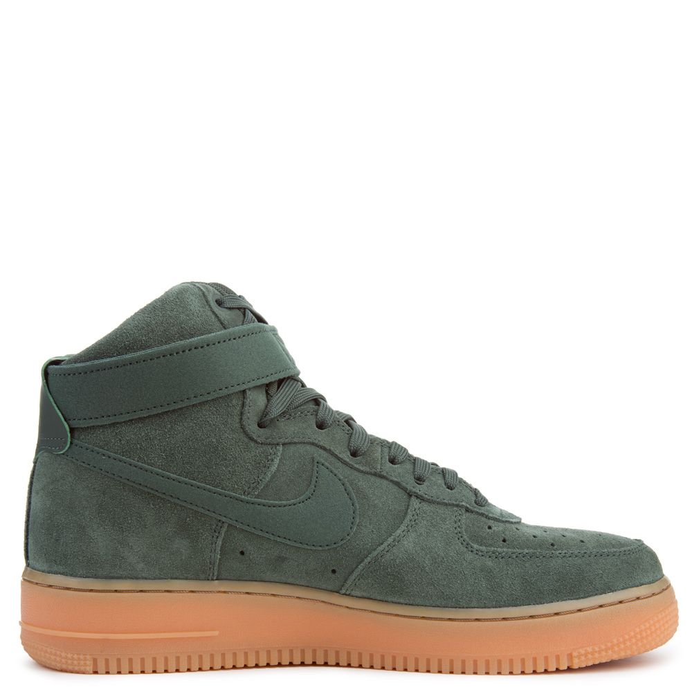 bc3f0ebd69 Air Force 1 High '07 VINTAGE verde Suede LV8 nxqcok8748-Nuove scarpe ...
