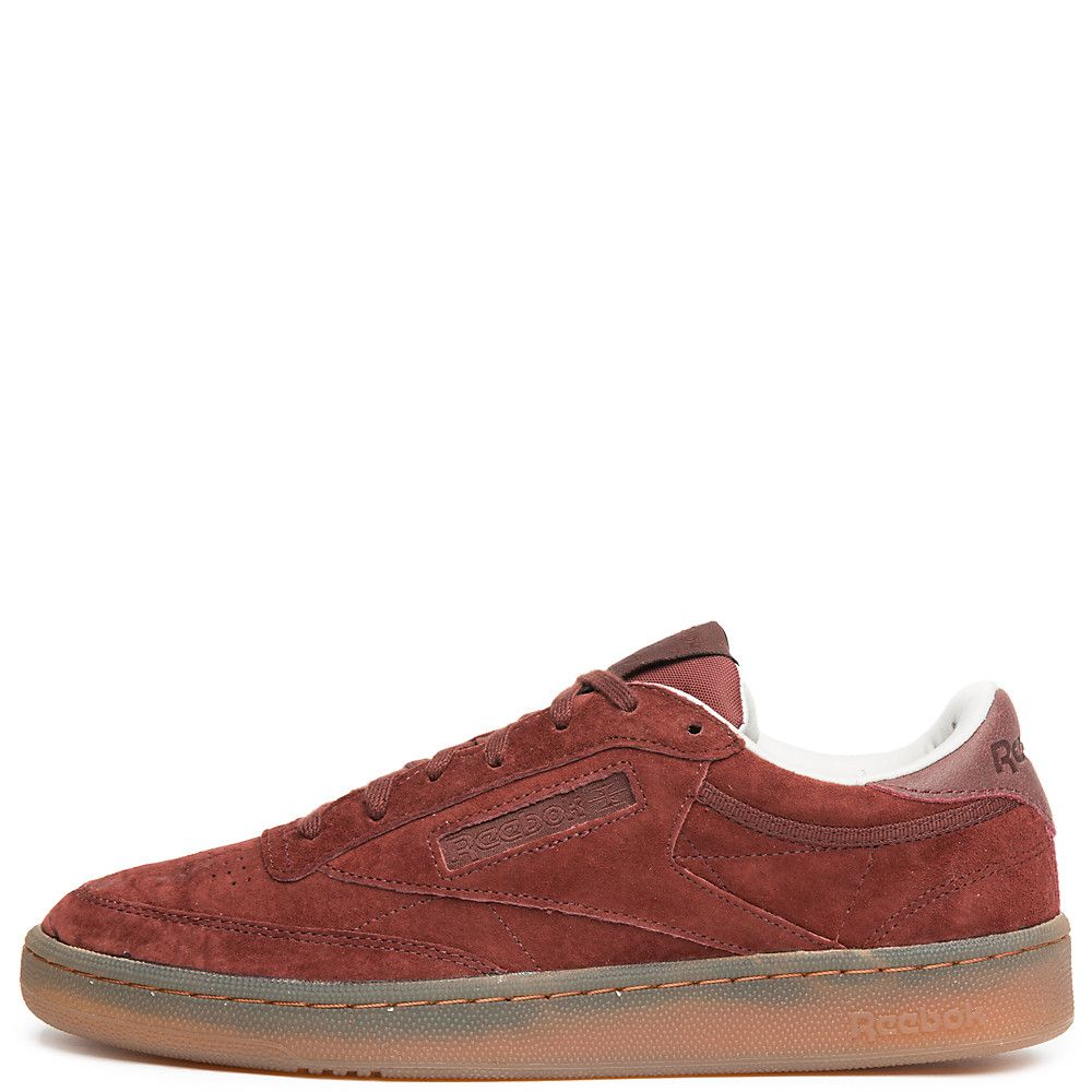 Men s Club C 85 G Sneaker BURNT SIENNA SAND STONE a4e95534b