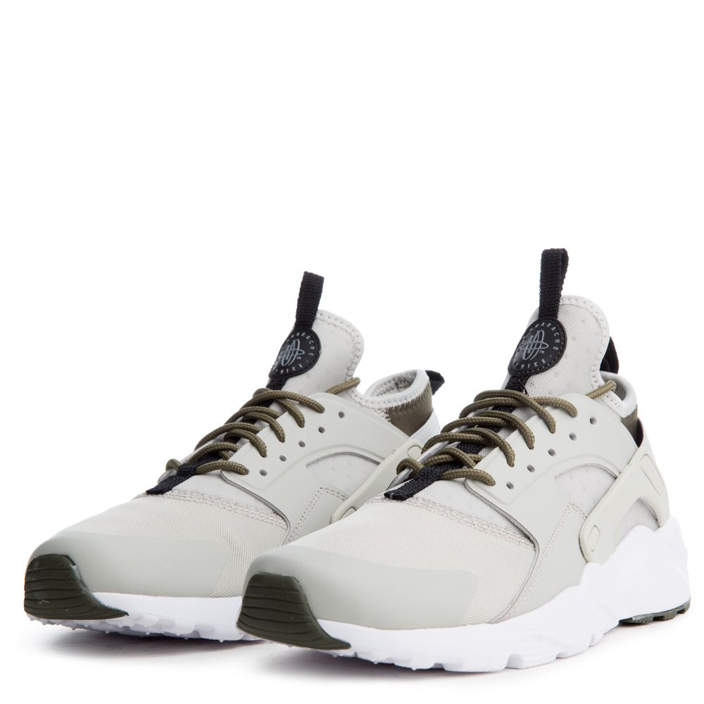 c0e740e7d30bd Air Huarache Run Ultra PALE GREY BLACK-CARGO KHAKI-COOL GREY