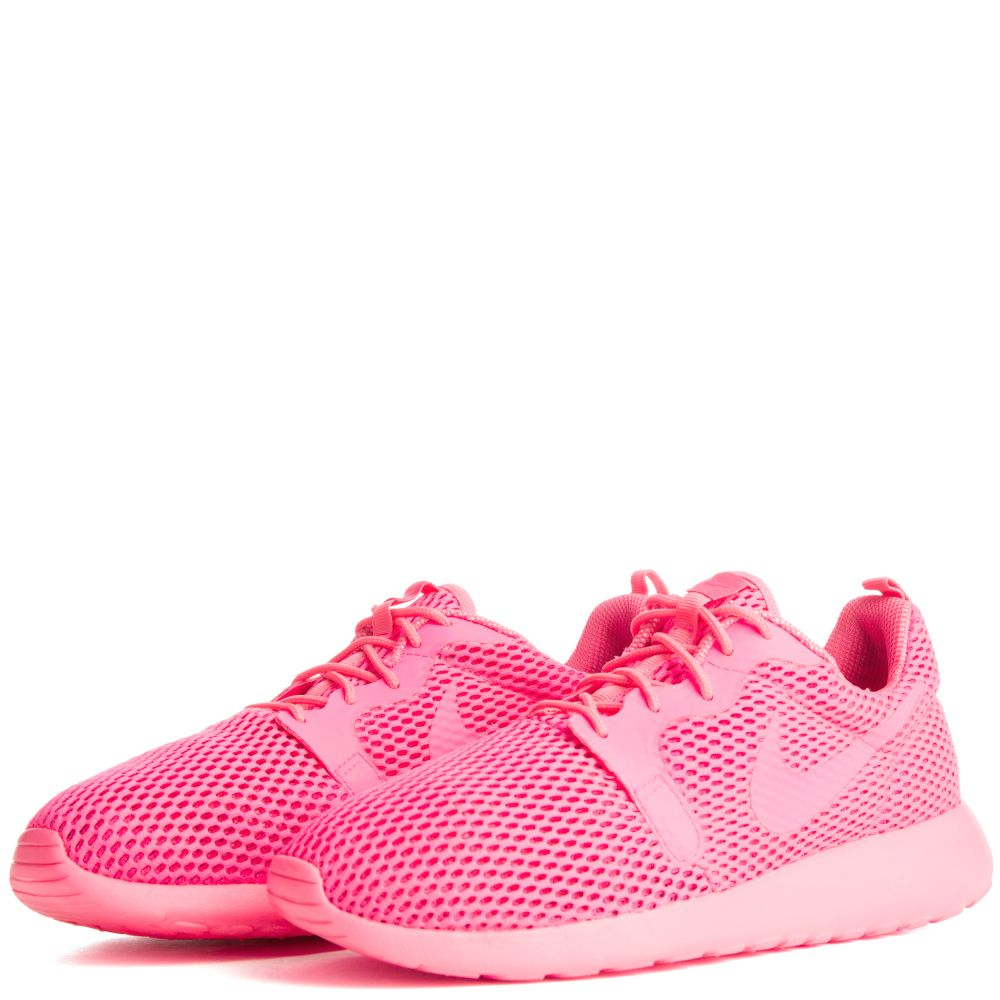 bb5225a3ba9b ROSHE ONE HYPERFUSE BR WOMEN S SHOE FIRE PINK  PINK BLAST