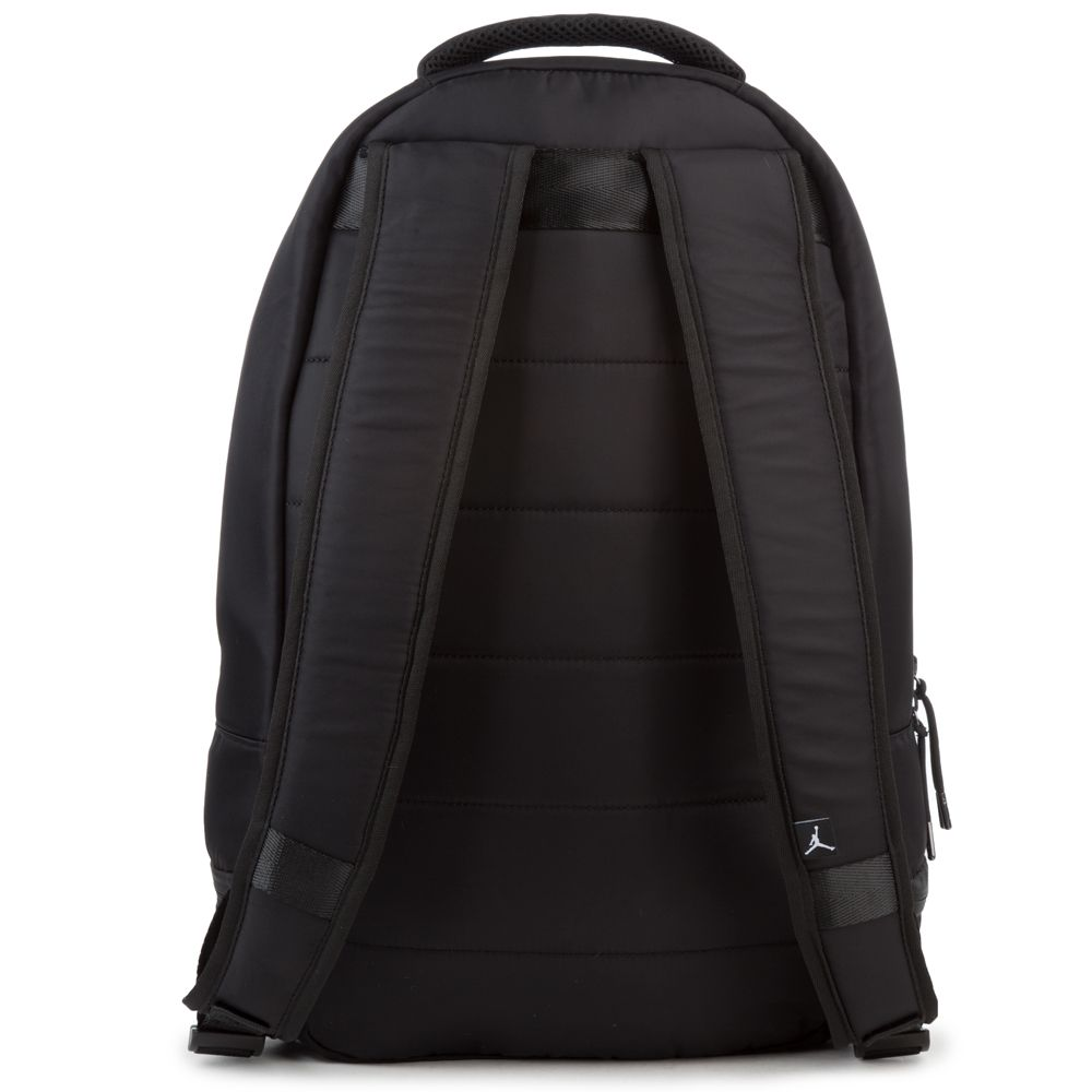 8807d21ff6c MEN'S JORDAN SKYLINE FLIGHT BACKPACK BLACK