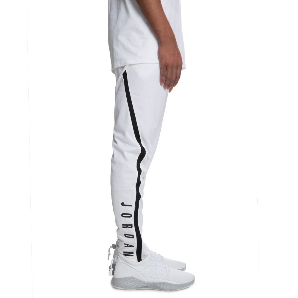 0b6f7d74afc Jordan 23 Alpha Dry Pant WHITE/BLACK