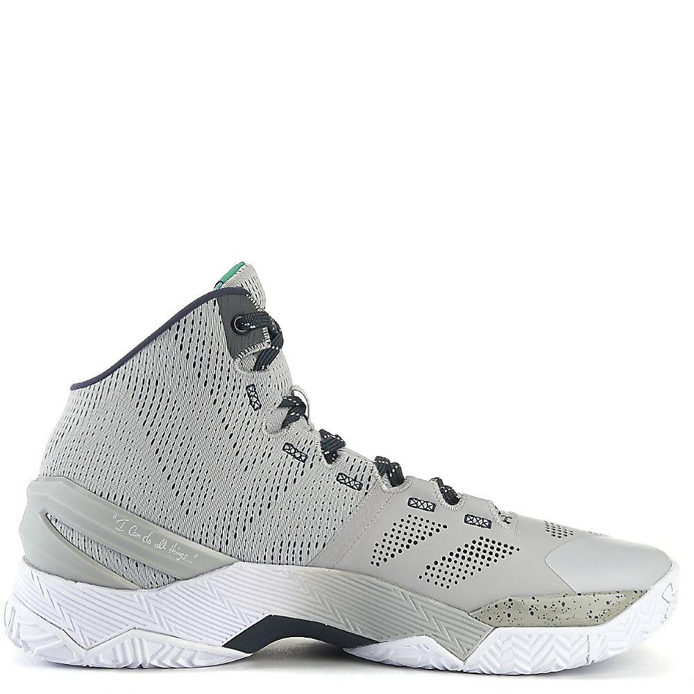 9b338ae5170d Men s Athletic Basketball Sneaker Curry 2 Grey White Black
