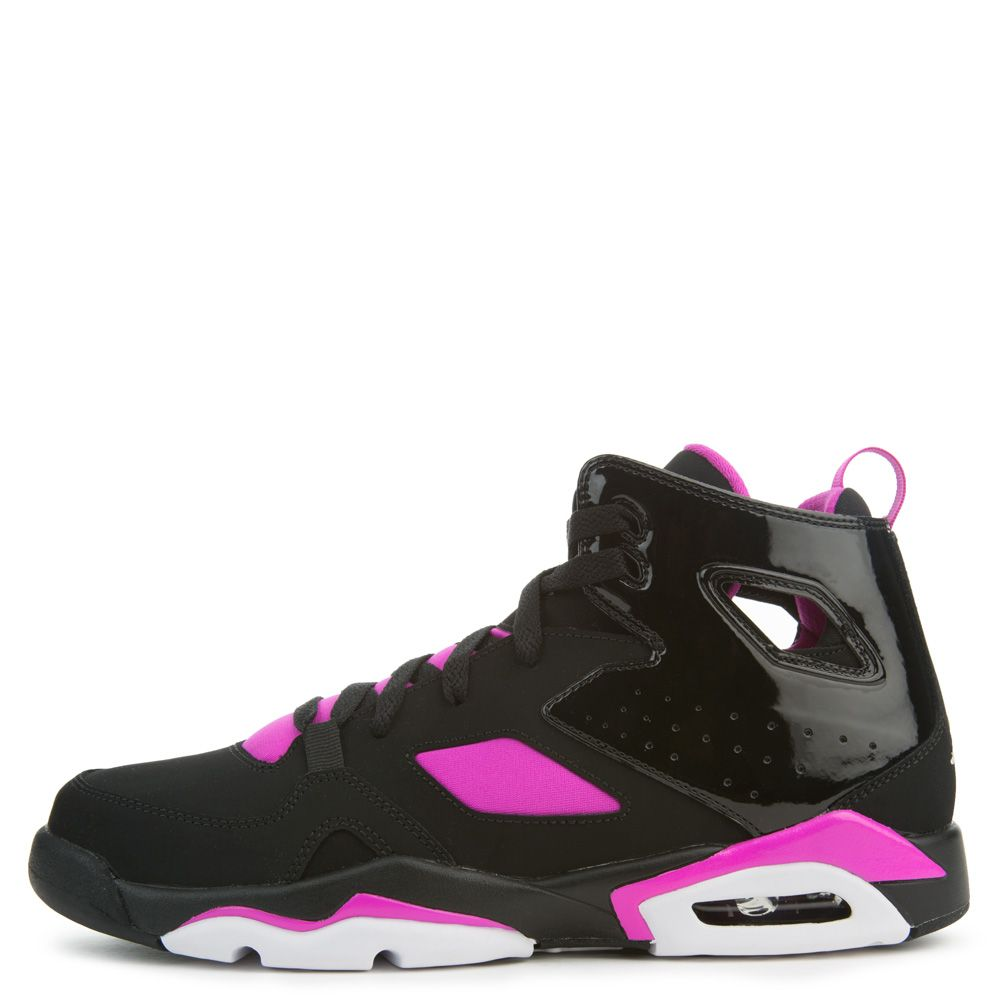 0125900fea0 Jordan Flight Club  91 BLACK WHITE FUCHSIA BLAST