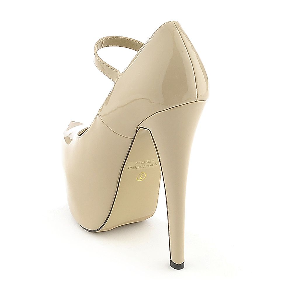 6f832858b2 Womens Nelly-2 Nude