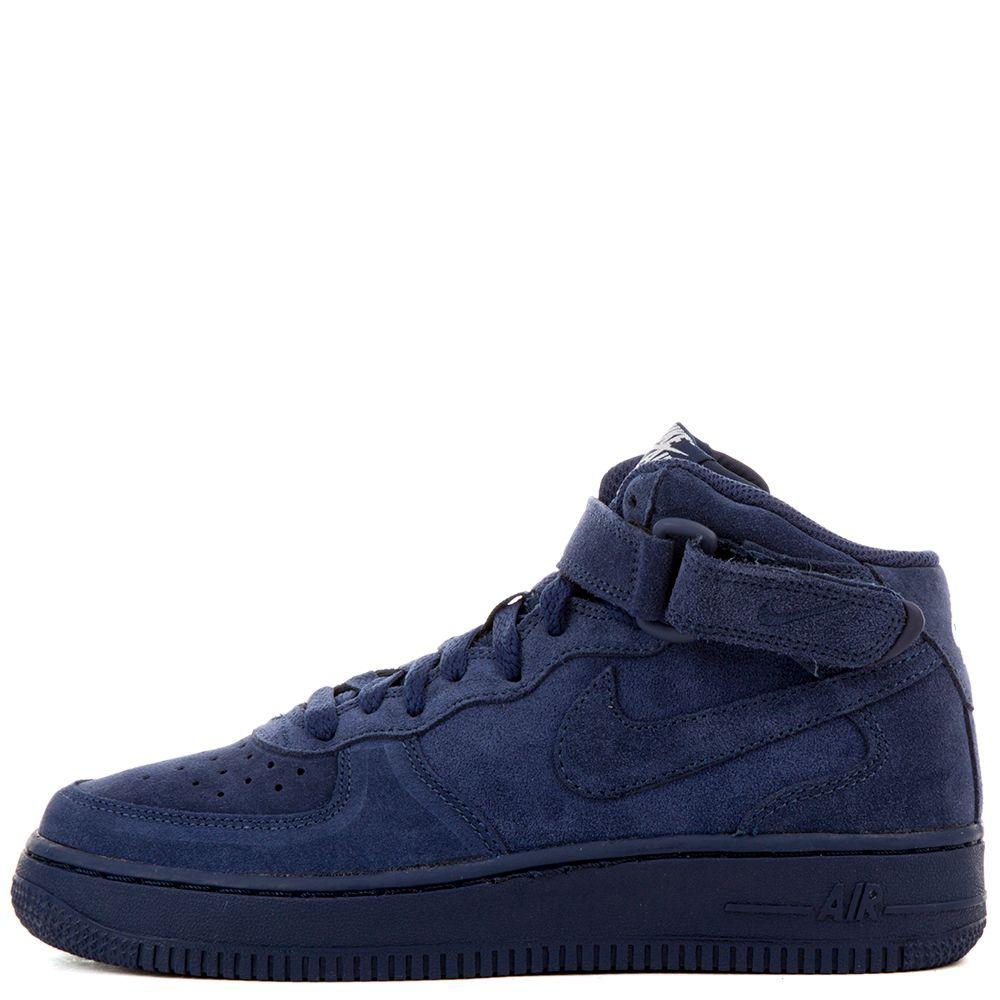 ad1404358030 Air Force 1 Mid 06 BINARY BLUE BINARY BLUE-WHITE