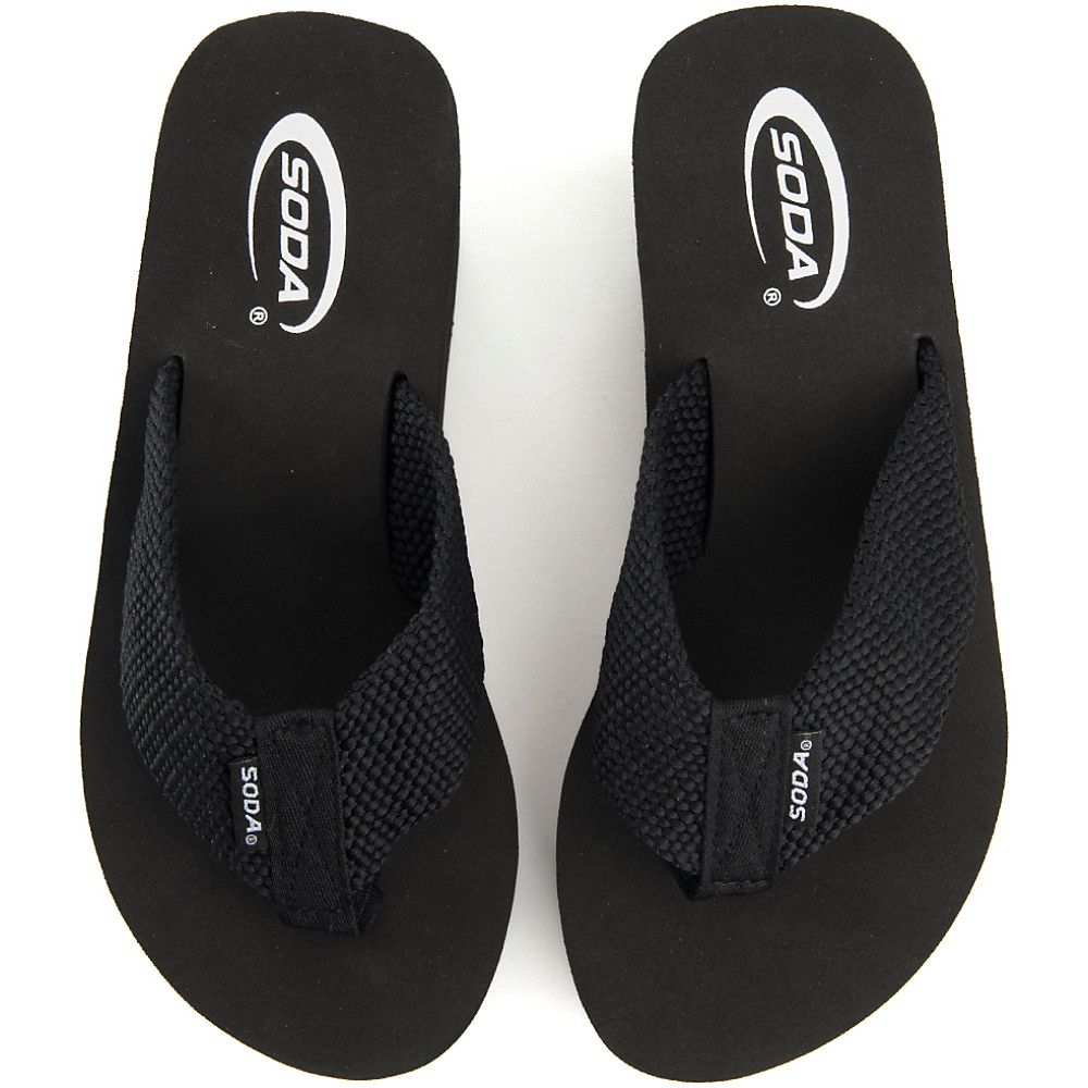 0b447d43f312 Women s Oxley-S Thong Platform Sandal Black