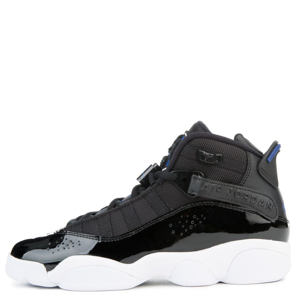 37084f00cf8e ... Retro BG  coupon code 0c875 bc18a Jordan 6 Ring BLACK HYPER ROYAL WHITE  ...