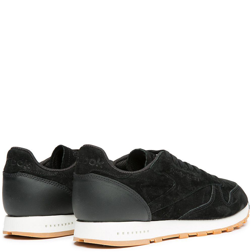 9b1498eea5a Men s Classic Leather SG Sneaker BLACK CHALK GUM