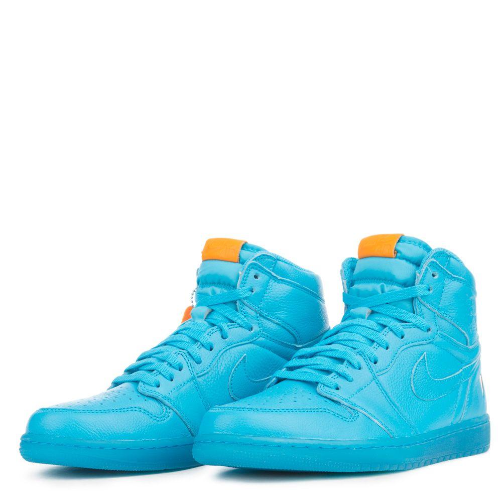 a7bb94e577df62 Air Jordan 1 Retro High BLUE LAGOON