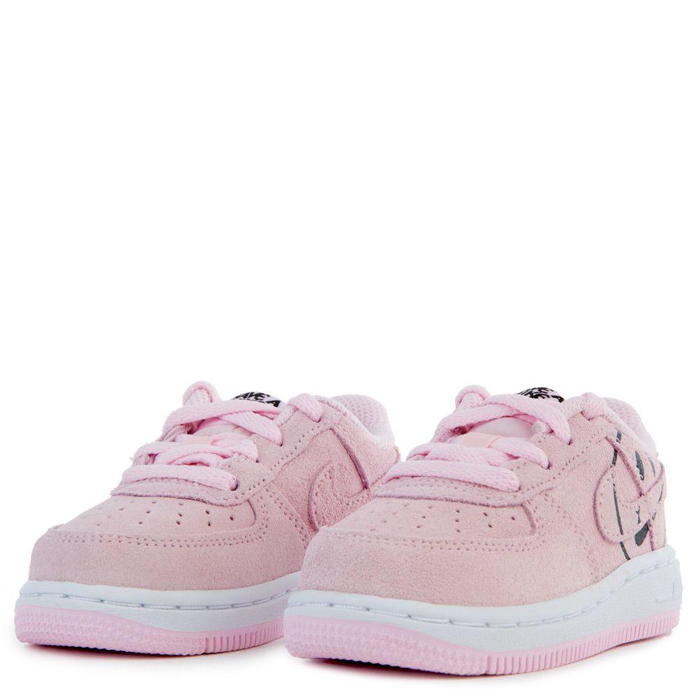 separation shoes 8c7cc 6fb61 ... (TD) FORCE 1 LV8 2 PINK FOAM PINK FOAM-BLACK-WHITE ...