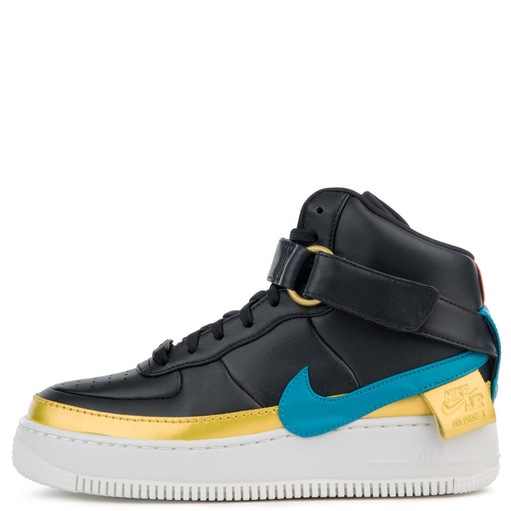 157aeccc5d0c9 AIR FORCE 1 JESTER HI XX BLACK/BLUSTERY-DUSTY PEACH