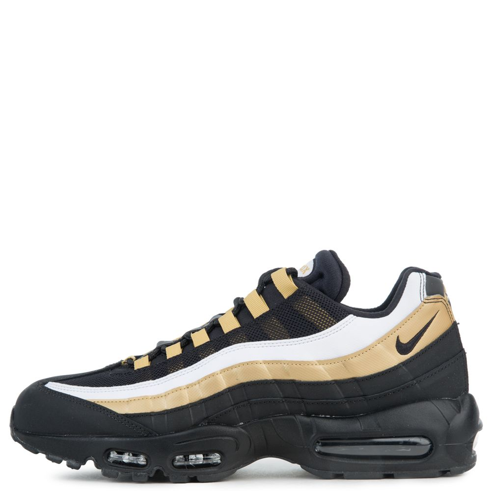 new product 265b8 ba366 AIR MAX 95 OG BLACK/BLACK-METALLIC GOLD-WHITE