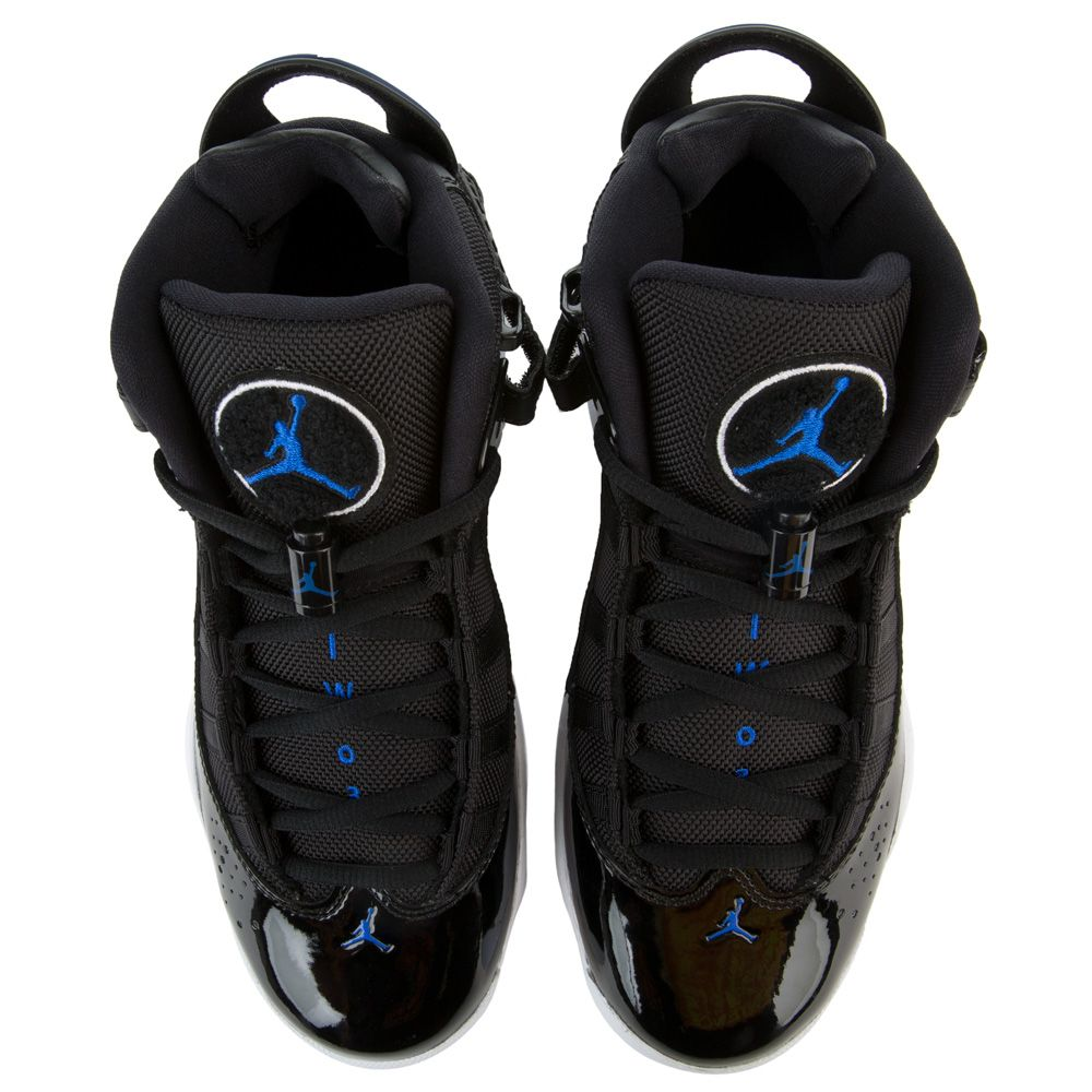 189831b84151 Jordan 6 Ring BLACK HYPER ROYAL WHITE