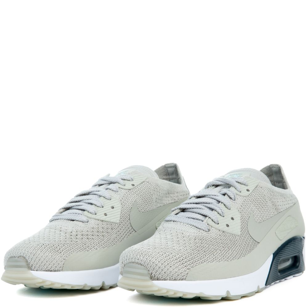 266d15c81e260 Air Max 90 Ultra 2.0 Flyknit PALE GREY PALE GREY-ARMORY NAVY