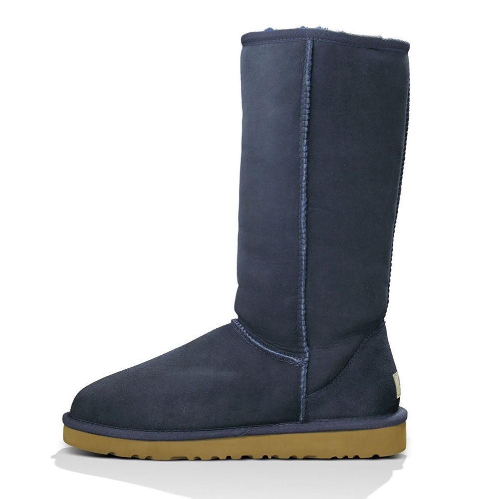 641d45dcce4 UGG Australia for Women: Classic Tall Navy Boots Navy