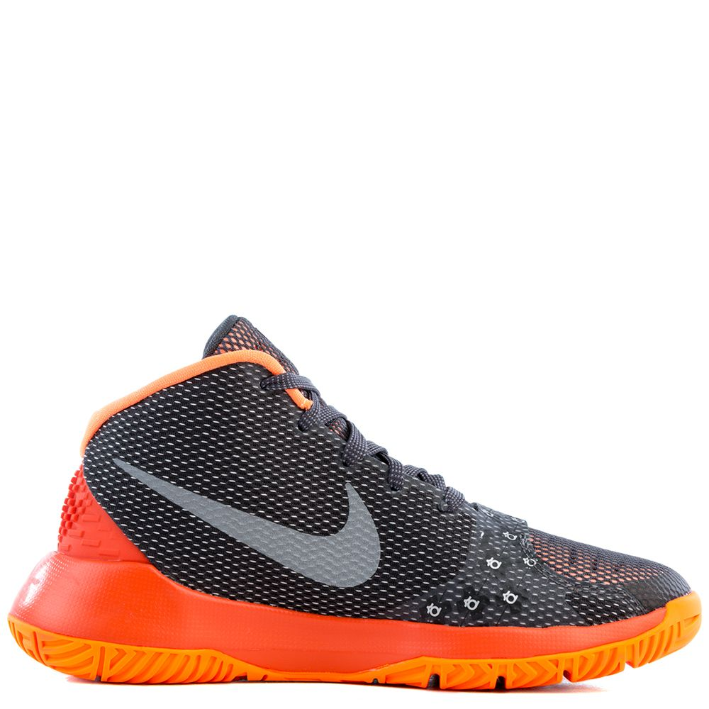 4181846066ab KD Trey 5 III (GS) Grey Orange