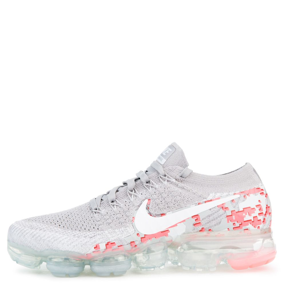 34063807c3c50 Air Vapormax Flyknit ATMOSPHERE GREY WHITE HOT PUNCH