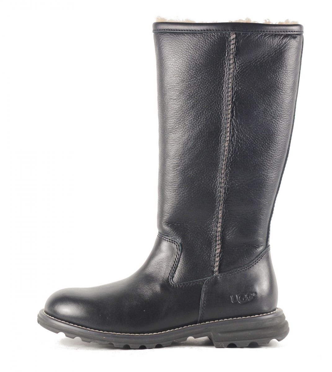 1ea7a8fddbb UGG Australia for Women: Brooks Tall Black Boot Black