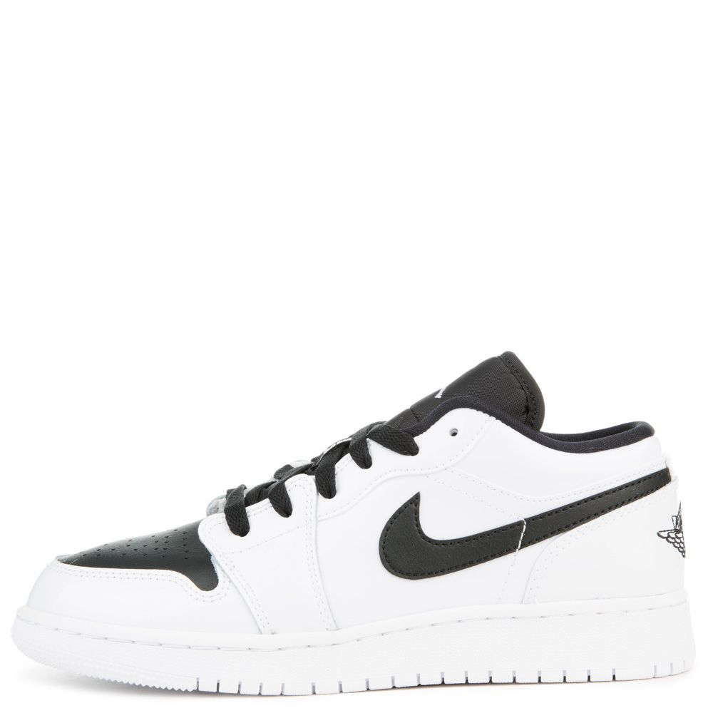 1a6cde36aa738a Air Jordan 1 Low WHITE BLACK UNIVERSITY RED