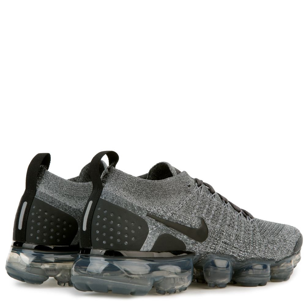 36d8ae512358cb WOMEN S NIKE AIR VAPORMAX FLYKNIT 2 DARK GREY BLACK WOLF GREY