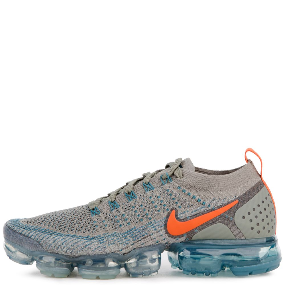 df535db8394e AIR VAPORMAX FLYKNIT 2 DARK STUCCO LIGHT SILVER-MICA GREEN - Easter  Promotion - Promotion