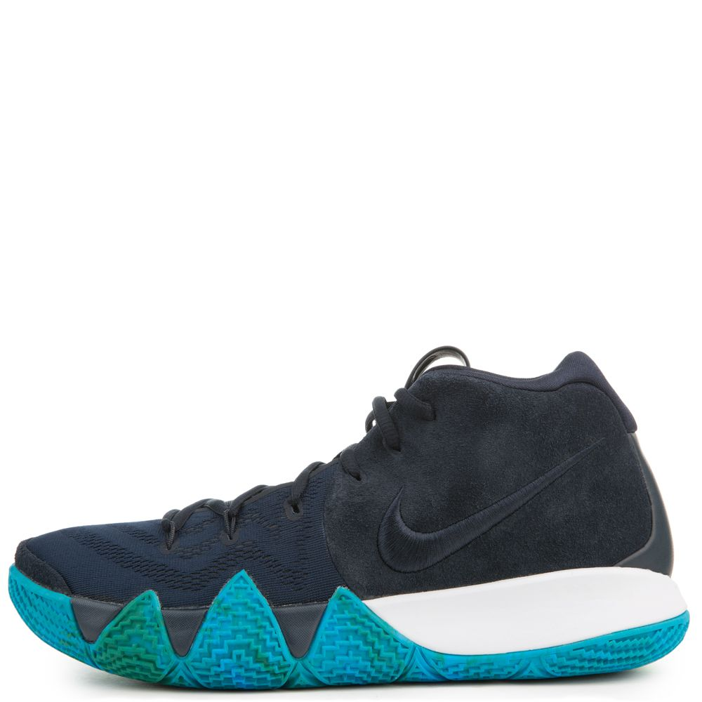 reputable site c15ed a81a5 Kyrie 4 DARK OBSIDIAN BLACK