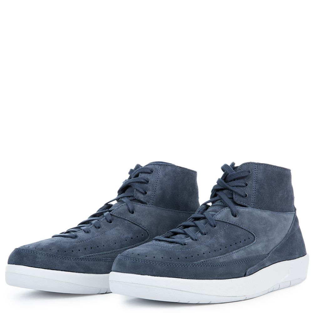 6f6821caa4d AIR JORDAN 2 RETRO DECON THUNDER BLUE/THUNDER BLUE-WHITE