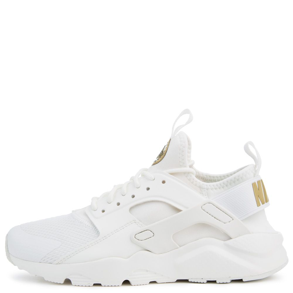 185c147eef341 Air Huarache Run Ultra SUMMIT WHITE METALLIC GOLD