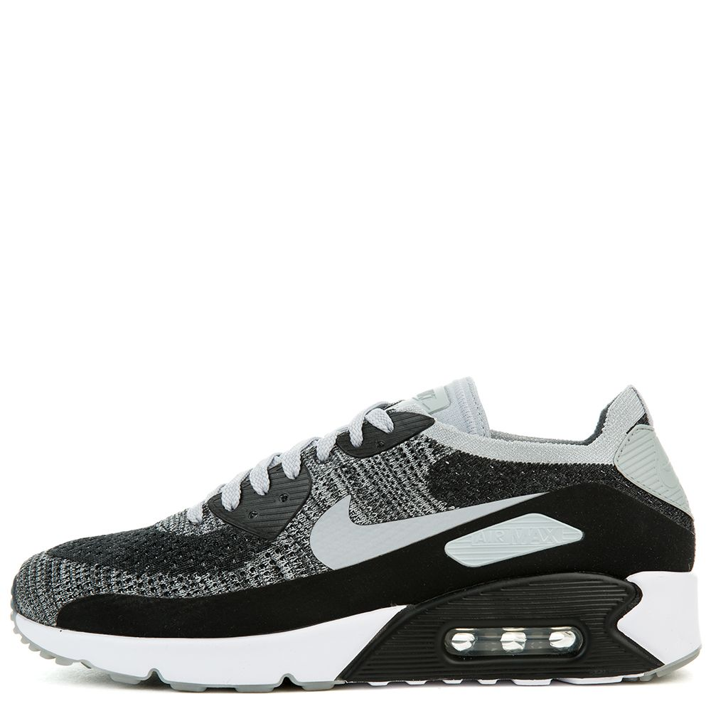 new product ad801 f3220 ... australia air max 90 ultra 2.0 flyknit black wolf grey pure platinum  dark grey 7655d 91ce2