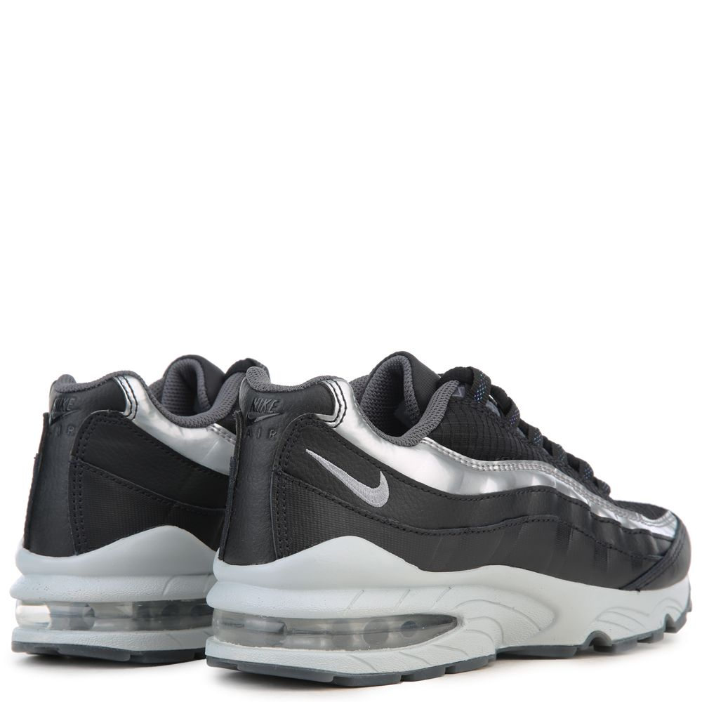 quality design ba08a 42966 AIR MAX 95 Y2K BLACK METALLIC SILVER-DARK GREY