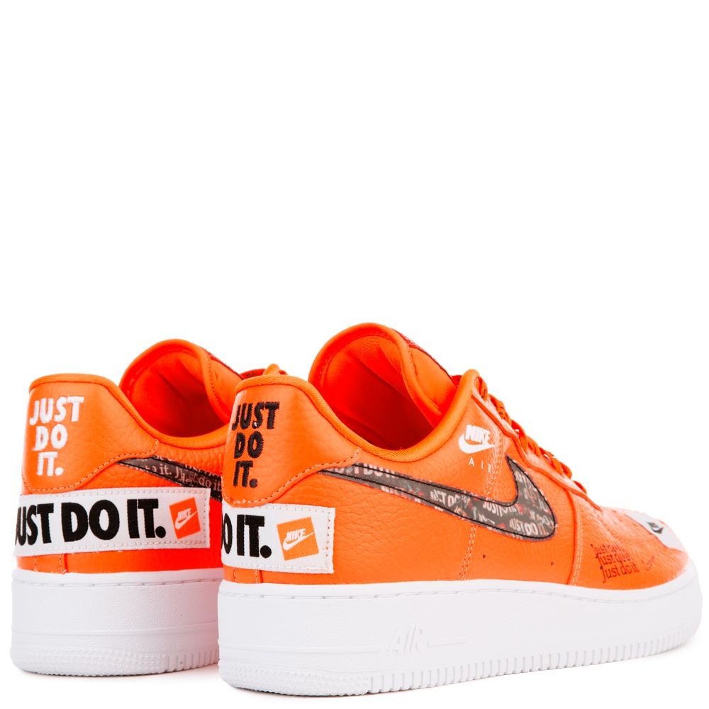 Force Air Prm Jdi 1 White '07 Total Orange Black Orangetotal N8nwvOm0