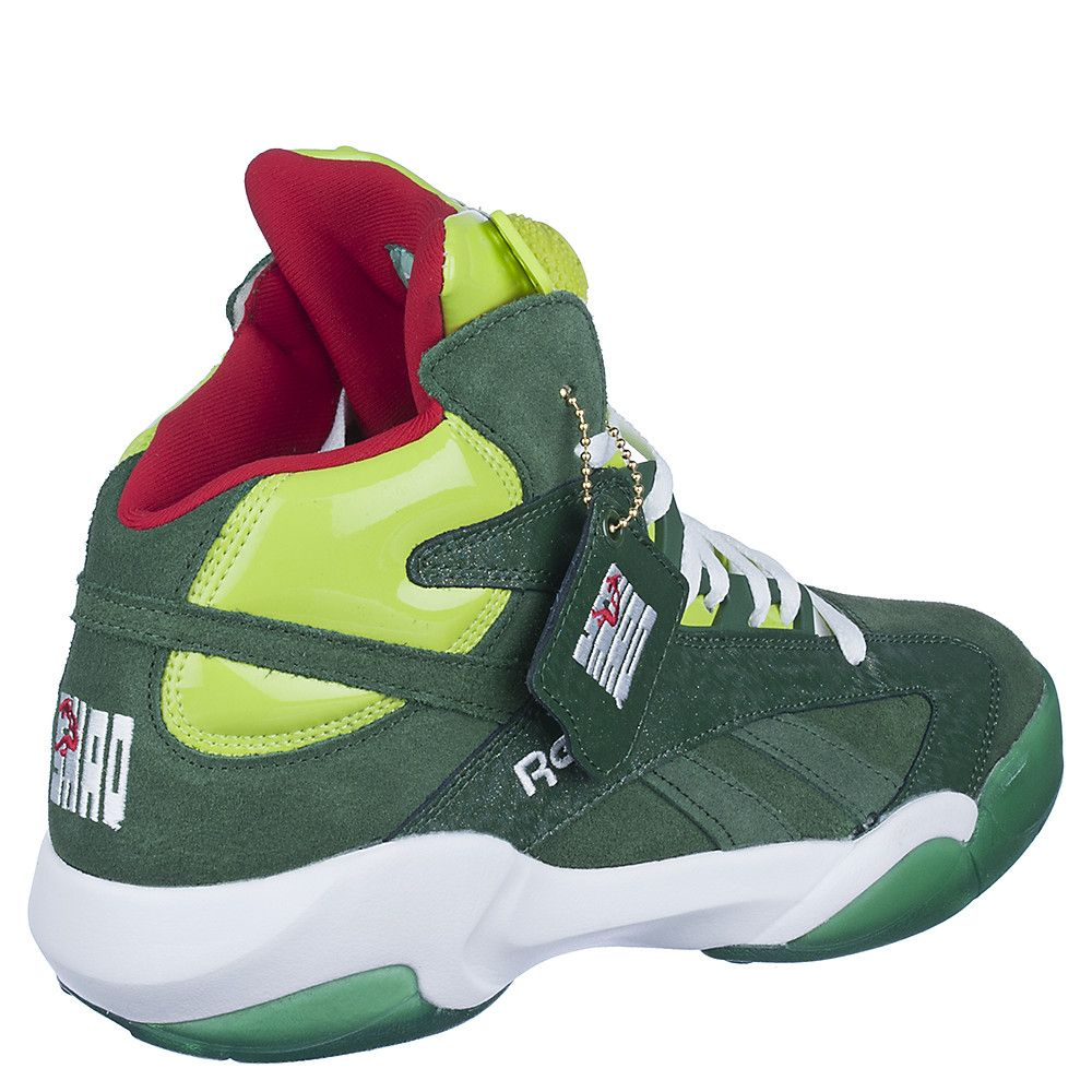 d54babfdf58c2c Mens Shaq Attaq Green