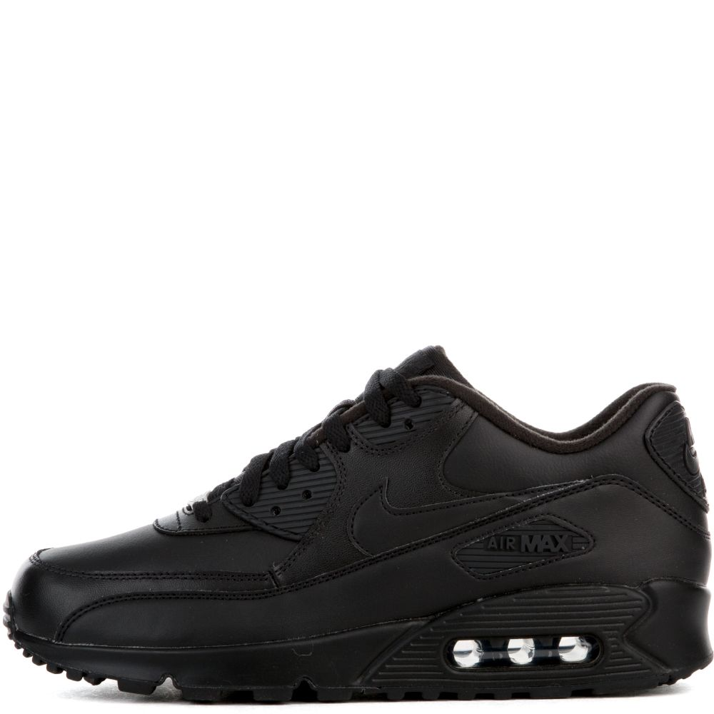 AIR MAX 90 LEATHER Black 5c9595218ad2