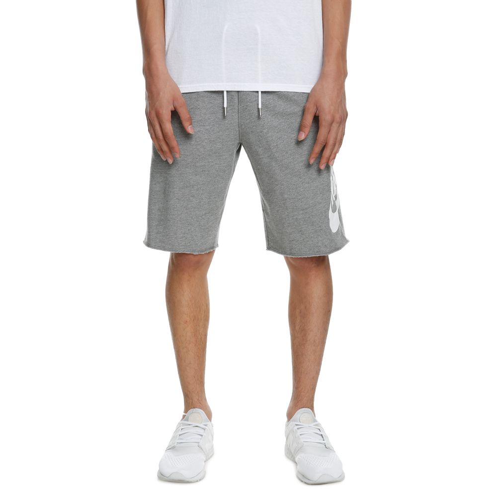 ... popular brand 907c6 5bea9 MENS NIKE SHORT FT GX CARBON HEATHERWHITE ... d94bb81c43603
